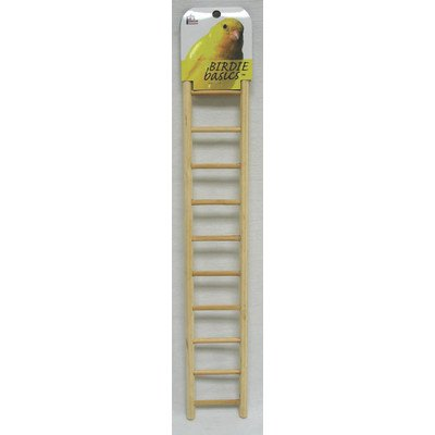 Prevue Pet Products BPV382 Birdie Basics 3-Step Wood Ladder