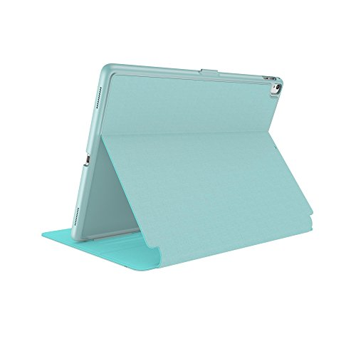 Speck Products Compatible Case for Apple iPad 9.7-InchSpeck Products BalanceFolio Case, iPad 9.7-Inch Case (2017), 9.7-Inch iPad Pro Case, iPad Air 2/Air Case, Surf Teal/Mykonos Blue/Cantaloupe Orange (Blue Case Ipad Air Apple)