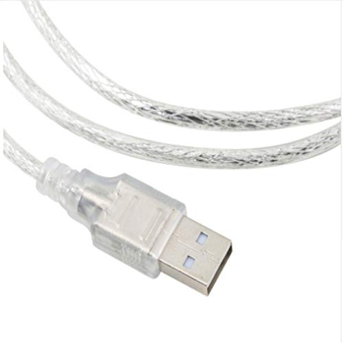 Computer Cables 1.2m USB 2.0 Male to Firewire Yoton 1394 4 Pin Male Yoton Adapter Cable Wholesale - (Cable Length: 120cm) by Yoton (Image #1)