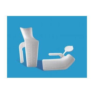 MCK72642900 - Apex-carex Male Urinal Carex With Cover Single Patient Use