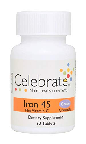 Most bought Iron Dietary Supplements