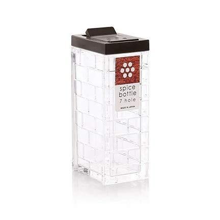 Herb & Spice Tools | 1Pcs Spice Jar Seasoning Box Kitchen Spice Rack Spice Storage Bottle Jars Transparent Pp Salt Pepper Cumin Powder Box Tool | By ATUTI by ATUTI