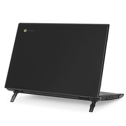 mCover Hard Shell Case for 2018 11.6 Lenovo 100E Series Chromebook Laptop (NOT Fitting Lenovo 300E Windows & N21 / N22 / N23 / 300E / 500E / Flex 11 Chromebook) (C100E Black)
