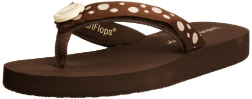 Lulu Flops Women's Lindsay Phillips Flip Brown ga4w06