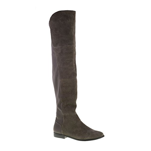 Chinese Laundry Women's Riley Riding Boot - Smoke Suede -...