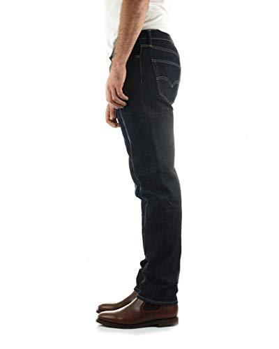 Negro 1786 Levi's Jeans Para Cod rock Hombre q007tBwxZ