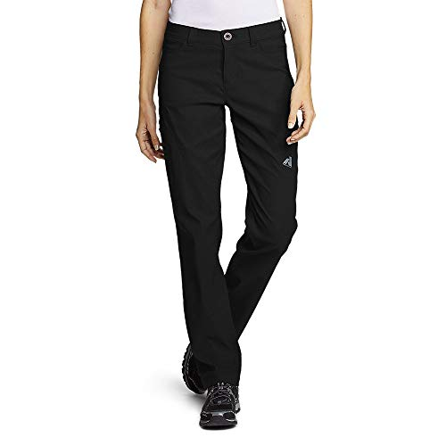 Eddie Bauer Women's Guide Pro Pants, Black Regular 8 (Eddie Bauer Pants)