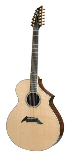 Breedlove Master Class Classic XII - 12 String Acoustic Guitar, Made in U.S.A. (Breedlove 12 String)