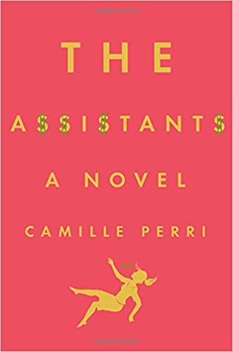Image result for The Assistants book cover