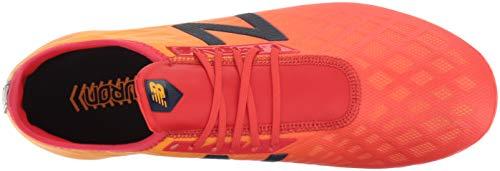 Pro Crampons Fg New Balance Foot 0 4 Red De Furon Flamme wFI7pTCq