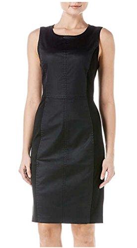 Dress Less Ladies (Level 99 Ladies' Dress, (Black,)