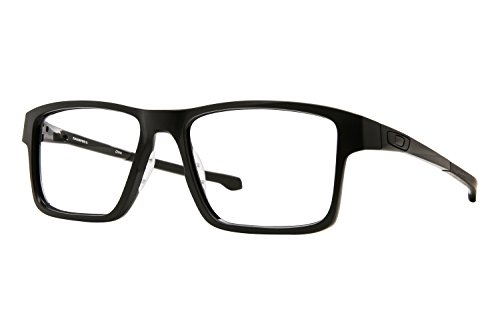 Oakley Chamfer Ii OX8040-0154 Eyeglasses Satin Black 54