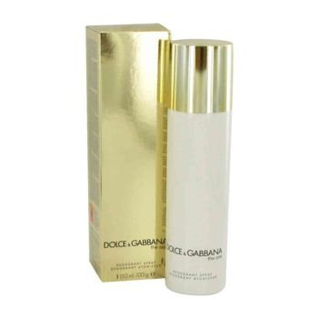 THE ONE by Dolce & Gabbana WOMEN'S DEODORANT SPRAY 5 OZ (Dolce & Gabbana Deodorant Perfume)
