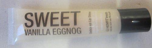 Hempz Treats Sweet Vanilla Eggnog Delicious Lip Shine .51 Oz