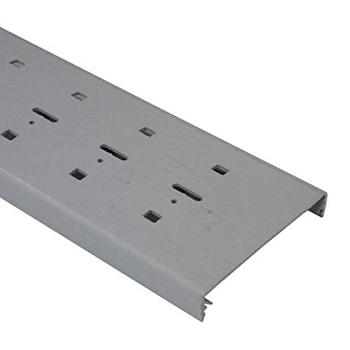 DIN RAIL 105.41X17.78MM SLOTTED (Pack of 2) (6TK2D-48)