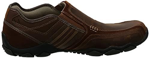 Skechers Men's Diameter-Zinroy Slip-On Loafer