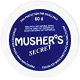 Musher's Secret Dog Paw Wax (2.1 Oz): All Season Pet Paw Protection Against Heat, Sand, Snow. with Beeswax, Great for Dogs, C