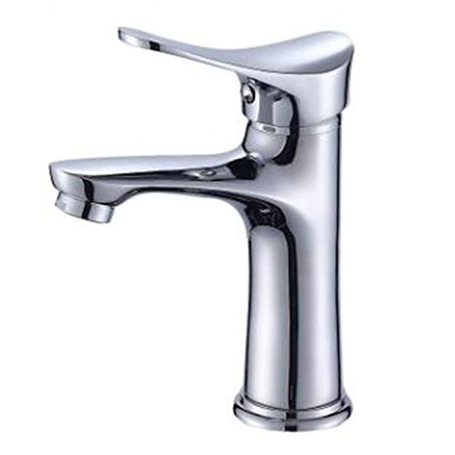 CHX Copper Pull Basin Faucet Hot And Cold Water Single Handle Basin Faucet CHXSF