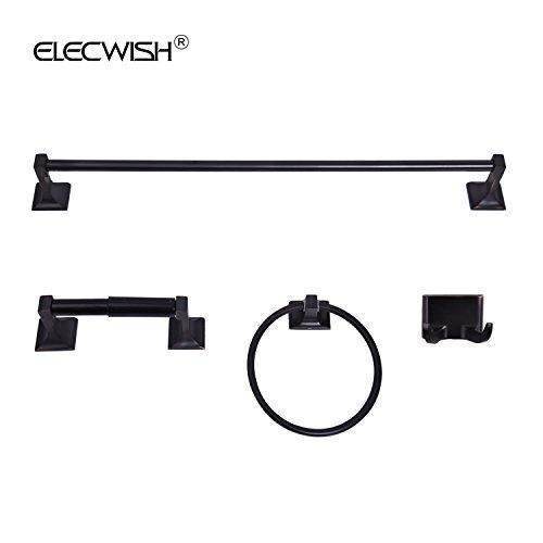 Elecwish Bathroom Hardware Accessories Set (set 3)