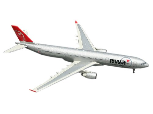 Gemini Jets Northwest A330-300 1:400 Scale (Livery A330 300 New)