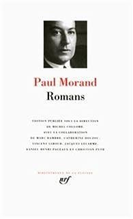 Romans par Paul Morand