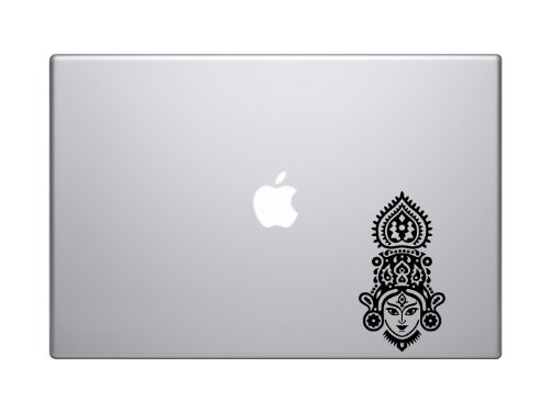 indian-ethnic-design-4-princess-woman-beauty-tribal-style-5-black-vinyl-decal-sticker-car-macbook-la