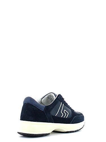 Lumberjack 3601 M05 Shoes with laces Kind Blau - marineblau