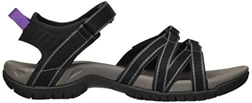 4266 Multicolore Teva Grey Bkgy Donna Sandali black 40wxdq7f