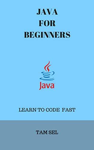 Buy java programming books for beginners