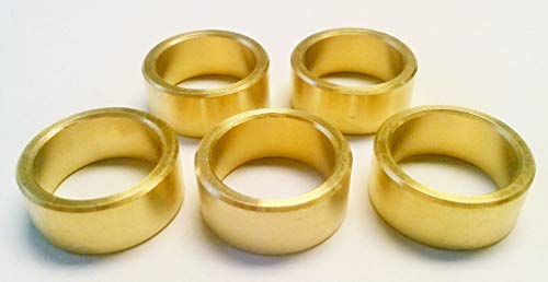 (5 pcs 630 295 Aftermarket Reducer Rings for Stens Stihl Cut Off Saw Blade Arbor Adapter 0000 708 4200 4201 760 6100 TS350 TS360 TS400 TS410 TS420 TS460 TS510 TS760)