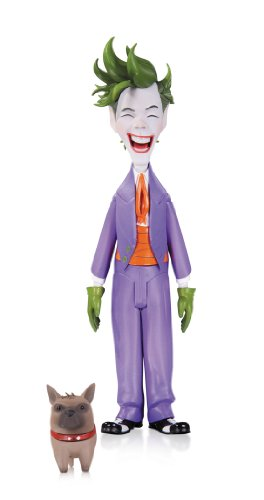 (DC Collectibles Batman: Lil Gotham: Joker Mini Action)