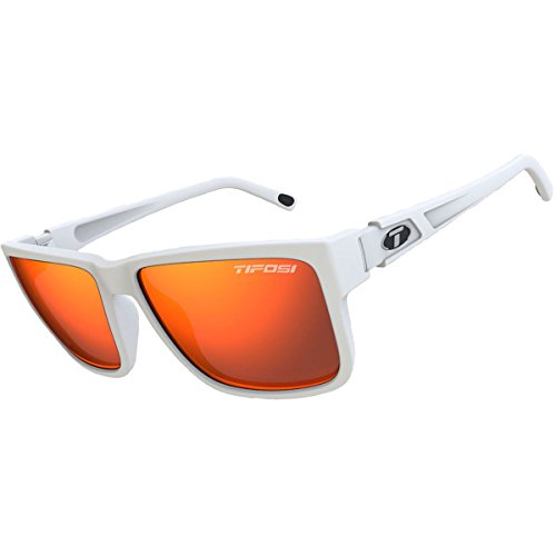 Hagen XL 1270407570 Wayfarer Sunglasses, Matte White