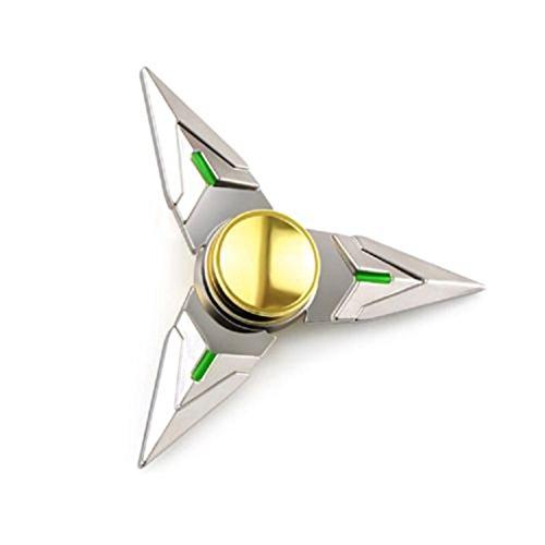 Finger Spinner Fidget Relieve Silver