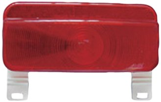 - Fasteners Unlimited (89-188 Clear Replacement Lens for Command Compact 12V Surface Mount Tail Light
