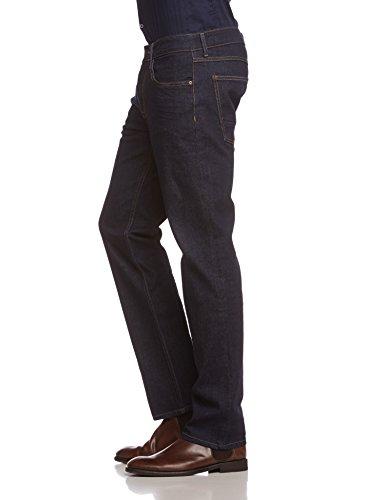 Azul New Hombre Jeans Antonio Cross para 012 Vaqueros Rinsed 5Fqg7xYw