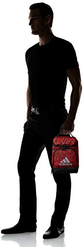 Med Lunch Bag adidas Excel Red qB5Ft