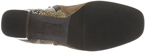 Kennel und Schmenger Schuhmanufaktur Karen, Zapatillas de Estar por Casa para Mujer Marrón - Braun (cuir 376)
