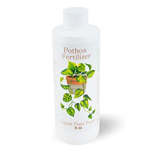 Pothos Fertilizer | Pothos Plant Food | Liquid Fertilizer for Epipremnum Aureum | Devils Ivy | Golden Pothos | Neon Pothos Food | NPK Fertilizer by Plants for Pets (Best Indoor Plant Food)
