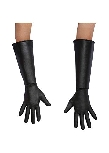 Disguise Men's The Incredibles Adult Gloves, Black, One Size -