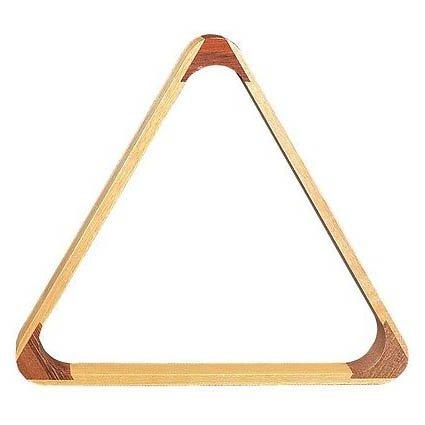 Triangulo madera ramin 57mm