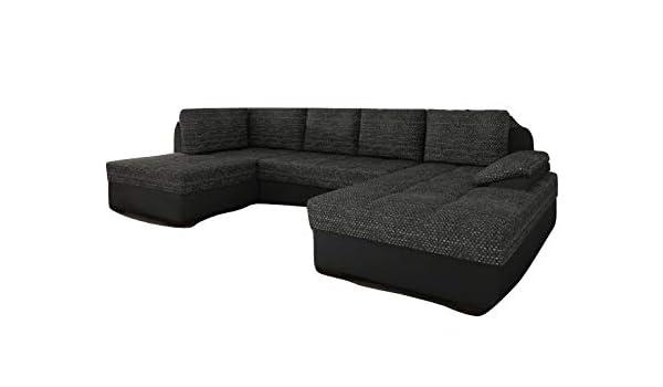 Amazon.com: Amelie Sectional Sleeper Sofa, Left Corner ...