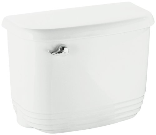 Sterling 404552-U-0 Riverton Insulated Toilet Tank, White