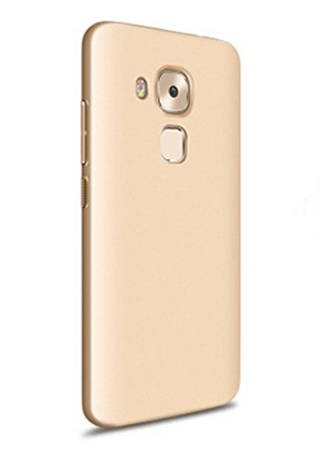 SMTR Huawei Nova Plus Funda, Calidad Premium Cubierta Delgado Caso de PC Hard Gel Funda Protective Case Cover para Huawei Nova Plus -Oro rosa Oro