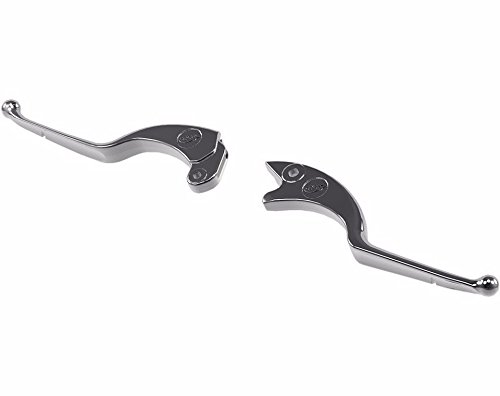 Brake Clutch Lever Kit - 2015-2016 INDIAN SCOUT MODELS ONLY - CHROME CLUTCH/BRAKE LEVER KIT BY INDIAN MOTORCYCLE