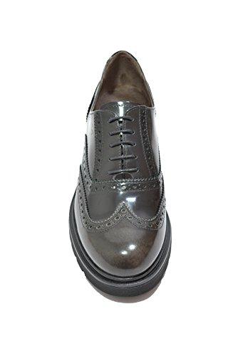 Nero Giardini Francesine antracite 6170 scarpe donna A616170D