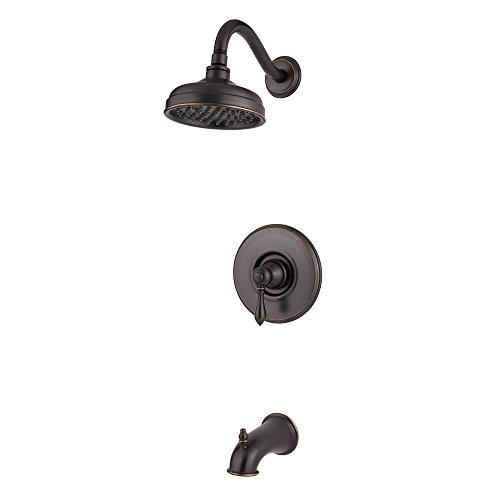 Pfister  LG89-8MBY Marielle Tub & Shower Trim Kit 1.8 gpm Tuscan Bronze