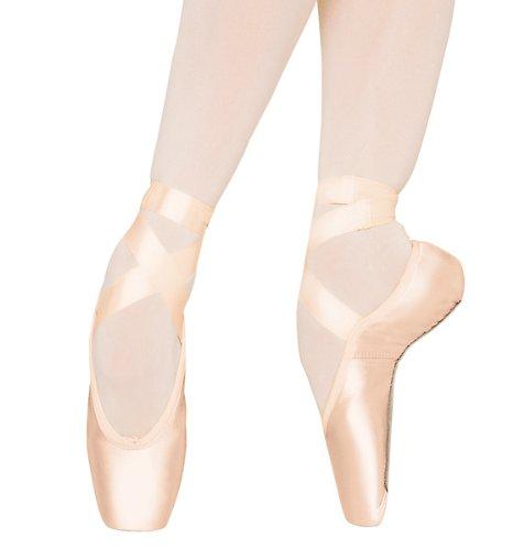 Bloch Women's Axiom Comfort Pink Ballet Flats 3 (2X)