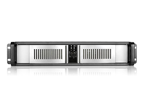 iStarUSA Group D-200-SILVER KIT- 2U Compact Rackmount Computer Component