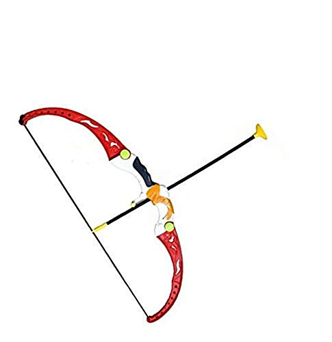 SAM MOHAN Bow & Arrow Archery with Bow & 3 Cup Suction Arrows Target Sport Toy Game Suitable for Kids Above 5 Years of Age