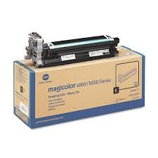 Genuine Brand Name OEM Konica Minolta Black Imaging Unit for MagiColor 4650/4690MF A03100F